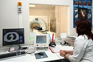 проведение компьютерной томографии брюшной полости